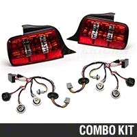 Raxiom Coyote Tail Lights and Sequential Combo (05-09 All) - Raxiom 100156