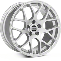 AMR Silver Wheel - 18x10 (94-04 All) - American Muscle Wheels 100163