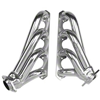 Ford Racing Ceramic Shorty Headers for Z Heads (86-93 5.0L) - Ford Racing M-9430-ZM7993C