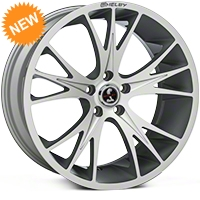 Shelby CS1 Hyper Silver Wheel - 20x9 (05-14 All) - Shelby 100185||100185