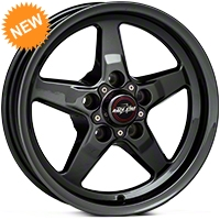 Race Star Race Star Dark Star Drag Wheel - Direct Drill - 15x3.75 (94-04 GT, V6) - Race Star 100187