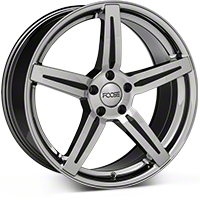 Foose Enforcer Chrome Wheel - 20x9 (05-14 All) - Foose 100190
