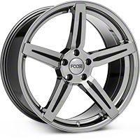 Foose Enforcer Chrome Wheel - 20x10 (05-14 All) - Foose 100191