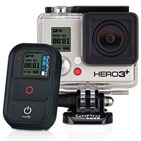 GoPro HERO3+ Black Edition - GoPro CHDHX-302