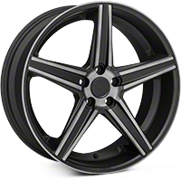 Niche Apex Matte Black Wheel - 20x8.5 (05-14 All) - Niche M126208565+35