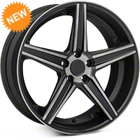 Niche Apex Matte Black Wheel - 20x8.5 (05-14 All) - Niche M126208566+35