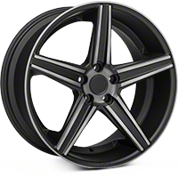 Niche Apex Matte Black Wheel - 20x10 (05-14 All) - Niche M126200066+40