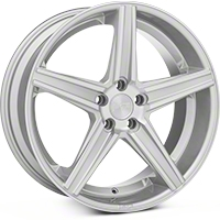 Niche Apex Machined Silver Wheel - 20x8.5 (05-14 All) - Niche M125208566+35
