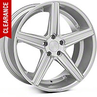 Niche Apex Machined Silver Wheel - 20x10 (05-14 All) - Niche M125200066+40