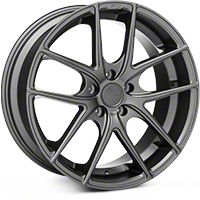 Niche Targa Matte Anthracite Wheel - 19x8.5 (2015 All) - Niche 100197G15