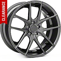 Niche Targa Matte Anthracite Wheel - 19x9.5 (05-14 All) - Niche M129199566+35