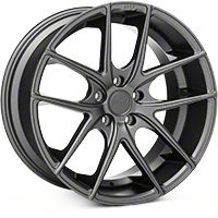 Niche Targa Matte Anthracite Wheel - 19x9.5 (2015 All) - Niche 100198G15