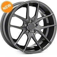 Niche Targa Matte Anthracite Wheel - 19x10 (05-14 All) - Niche M129199566+35
