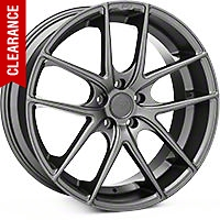Niche Targa Matte Anthracite Wheel - 20x8.5 (05-14 All) - Niche M129208566+35