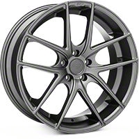 Niche Targa Matte Anthracite Wheel - 20x8.5 (2015 All) - Niche 100203G15