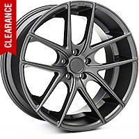 Niche Targa Matte Anthracite Wheel - 20x10 (05-14 All) - Niche M129200066+40