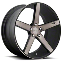 Niche Milan Matte Black Wheel - 20x8.5 (05-14 All) - Niche M134208566+35