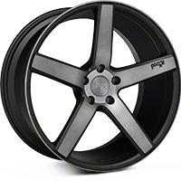 Niche Milan Matte Black Wheel - 20x10 (05-14 All) - Niche M134200066+40