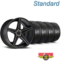 Niche Apex Matte Black Wheel & Mickey Thompson Tire Kit - 20x8.5 (05-14 All) - Niche KIT||100193||79541