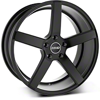 MMD 551C Matte Black Wheel - 19x8.5 (2015 All) - MMD 100255G15
