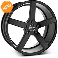 MMD 551C Matte Black Wheel - 19x8.5 (05-14 All) - MMD 100255