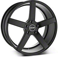 MMD 551C Matte Black Wheel - 20x10 (05-14 All) - MMD 100262