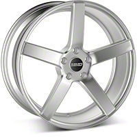 MMD 551C Silver Wheel - 20x10 (05-14 All) - MMD 100264