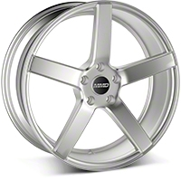 MMD 551C Silver Wheel - 20x10 (2015 All) - MMD 100264G15