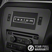 Raxiom OE-Style GPS Navigation w/ Bluetooth & Back-Up Camera - Sync (10-14 All) - Raxiom 100300