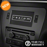 Raxiom OE-Style GPS Navigation w/ Bluetooth & Back-Up Camera (10-14 All) - Raxiom 100300
