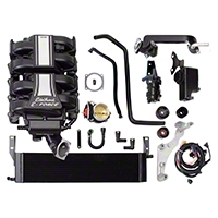 Edelbrock E-Force Stage 3 Professional Supercharger - Tuner Kit (05-09 GT) - Edelbrock 1585