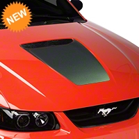 Mystichrome Style Hood Decal  (99-04 GT & 99-02 V6) - American Muscle Graphics 26384