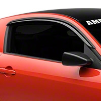 AVS Smoked Ventvisors (05-09 All) - AM Exterior 92513