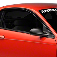 AVS Smoked Ventvisors (94-04 All) - AM Exterior 92514