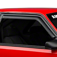 AVS Smoked Ventvisors (88-93 All) - AM Exterior 92217