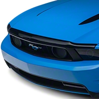 AVS Smoked Hood Deflector (10-12 V6, GT, BOSS) - AM Exterior 322023