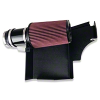 JLT Replacement Air Box Intake - Blow Through Supercharger (11-14 GT) - JLT JLTAB-FMGPV-11