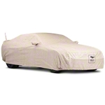 Covercraft Deluxe Custom-Fit Car Cover - 50th Anniversary Logo (10-14 GT, V6; 10-12 GT500) - Covercraft C17124-TT-FD-56
