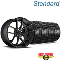 Niche Targa Black Wheel & Mickey Thompson Tire Kit - 19x8.5 (05-14 All) - Niche KIT||100201||79539