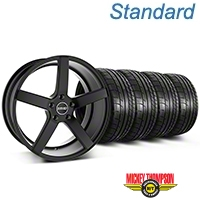 MMD 551C Black Wheel & Mickey Thompson Tire Kit - 19x8.5 (05-14 All) - MMD KIT||100255||79521