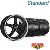 MMD Kage Black Wheel & Mickey Thompson Tire Kit - 19x8.5 (05-14 GT, V6) - MMD KIT||100269||79539
