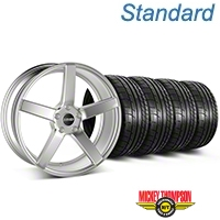 MMD 551C Silver Wheel & Mickey Thompson Tire Kit - 20x8.5 (05-14 All) - MMD KIT||100263||79541