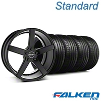 MMD 551C Black Wheel & Falken Tire Kit - 20x8.5 (05-14 All) - MMD KIT||100261||79573