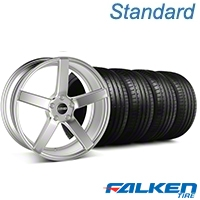 MMD 551C Silver Wheel & Falken Tire Kit - 20x8.5 (05-14 All) - MMD KIT||100263||79573