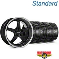 MMD Kage Black Wheel & Mickey Thompson Tire Kit - 18x9 (05-14 V6; 05-10 GT) - MMD KIT||100265||79537