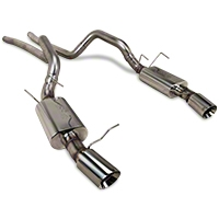 Kooks Performance Catback Exhaust (11-14 GT, BOSS) - Kooks 60-43-Catb