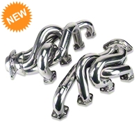 MAC Ceramic Equal Length Shorty Headers (79-93 5.0L) - MAC 93693
