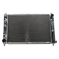 SR Performance Aluminum Radiator - Automatic (97-04 GT, Mach 1) - SR Performance 100523