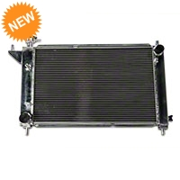 SR Performance Aluminum Radiator - Manual (94-95 All) - SR Performance 100526