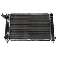 SR Performance Aluminum Radiator - Manual (96 4.6L) - SR Performance 100527